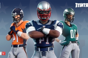 NFL skins are coming to Fortnite