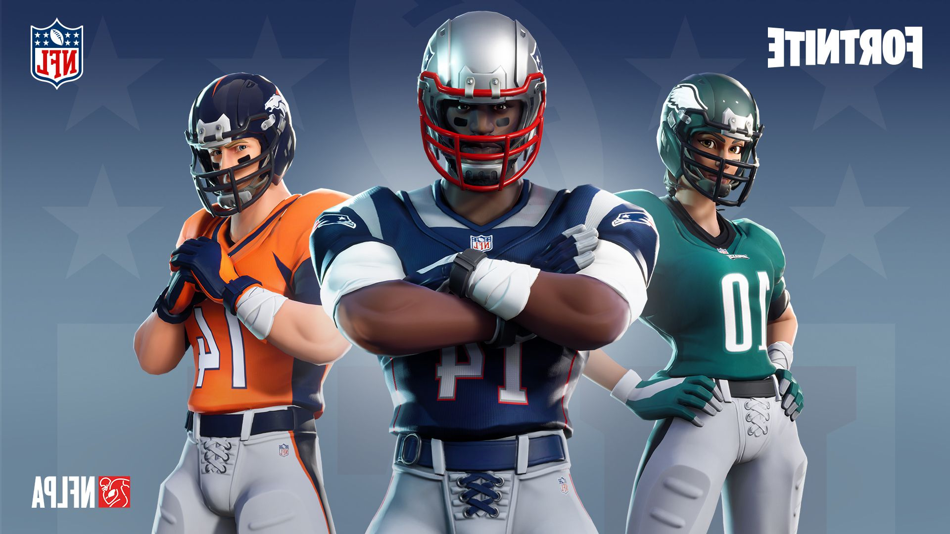 ab5c57124fb Technology: NFL skins are coming to Fortnite - PressFrom - US