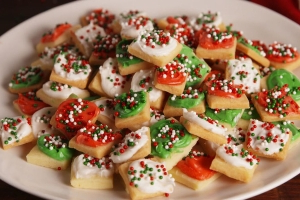Food This Is The Most Popular Christmas Cookie Recipe On Pinterest