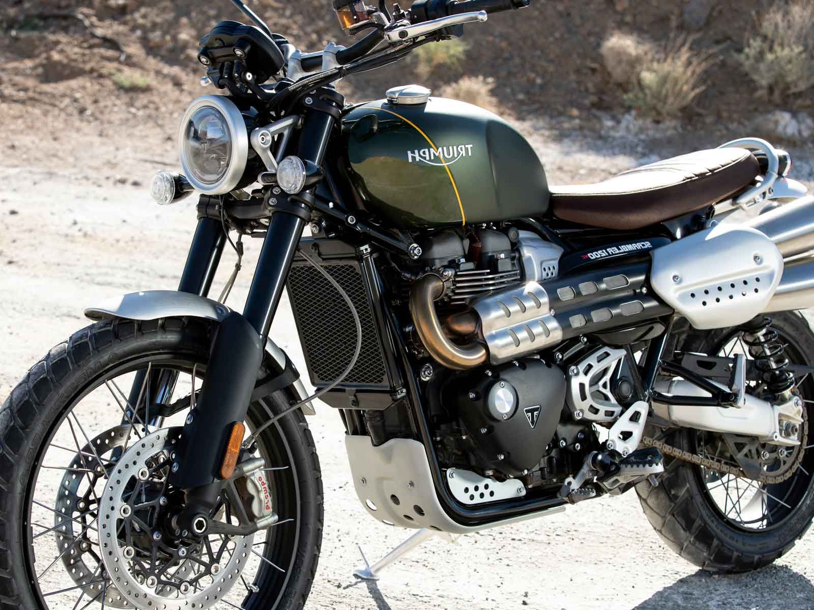 Motorcycles 2019 Triumph Scrambler 1200 Xc And Xe First Look