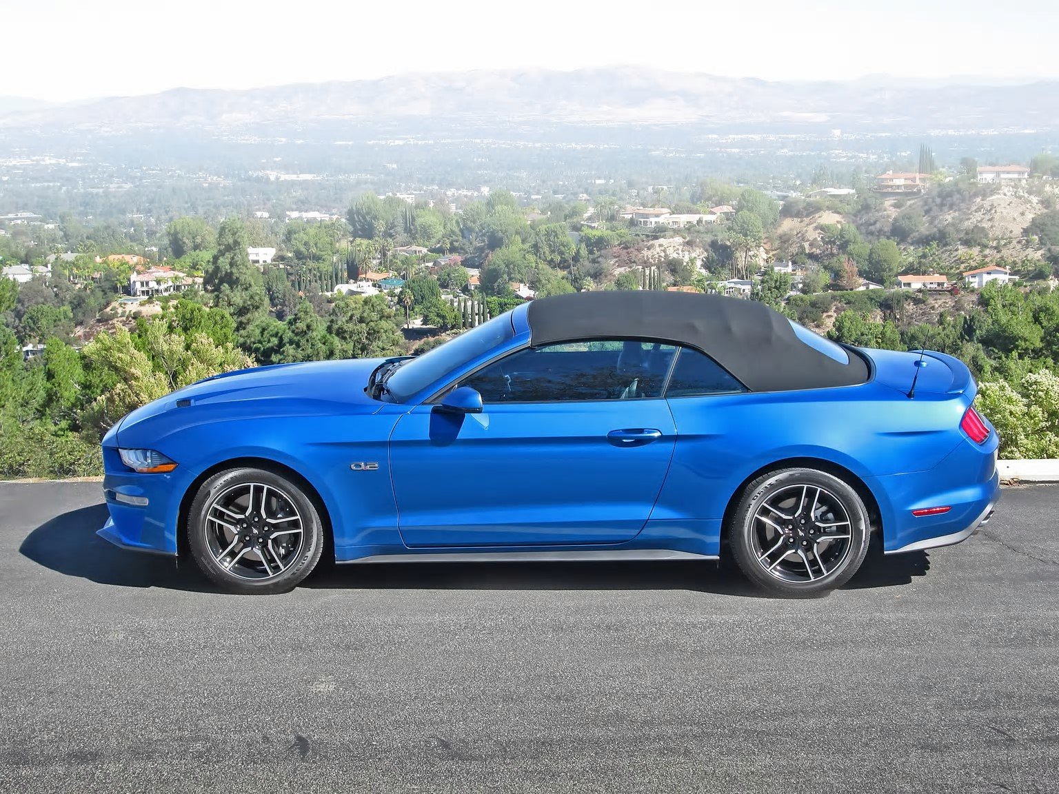 Reviews One Week With 2019 Ford Mustang Gt Convertible