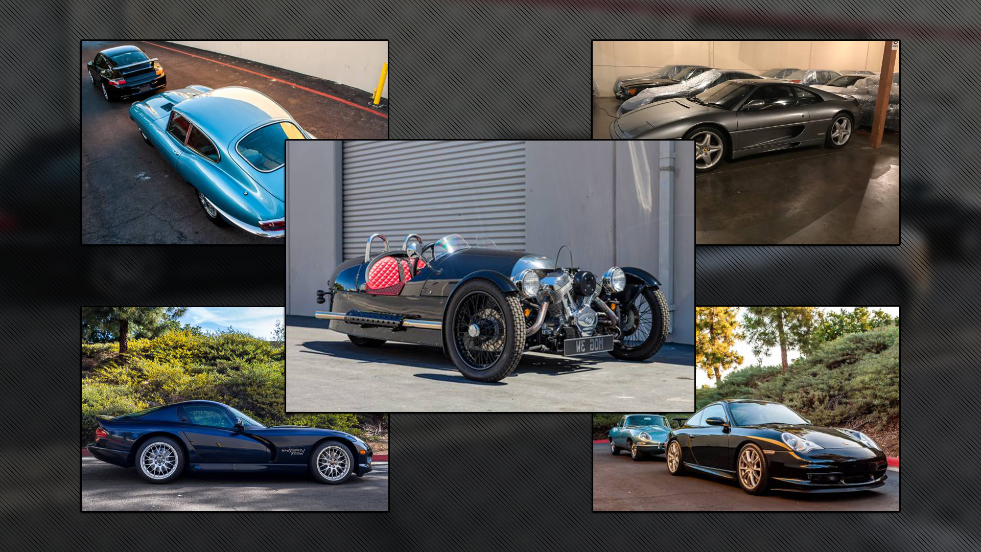 Enthusiasts: Raddest Collection of Attainable Dream Cars for Sale on