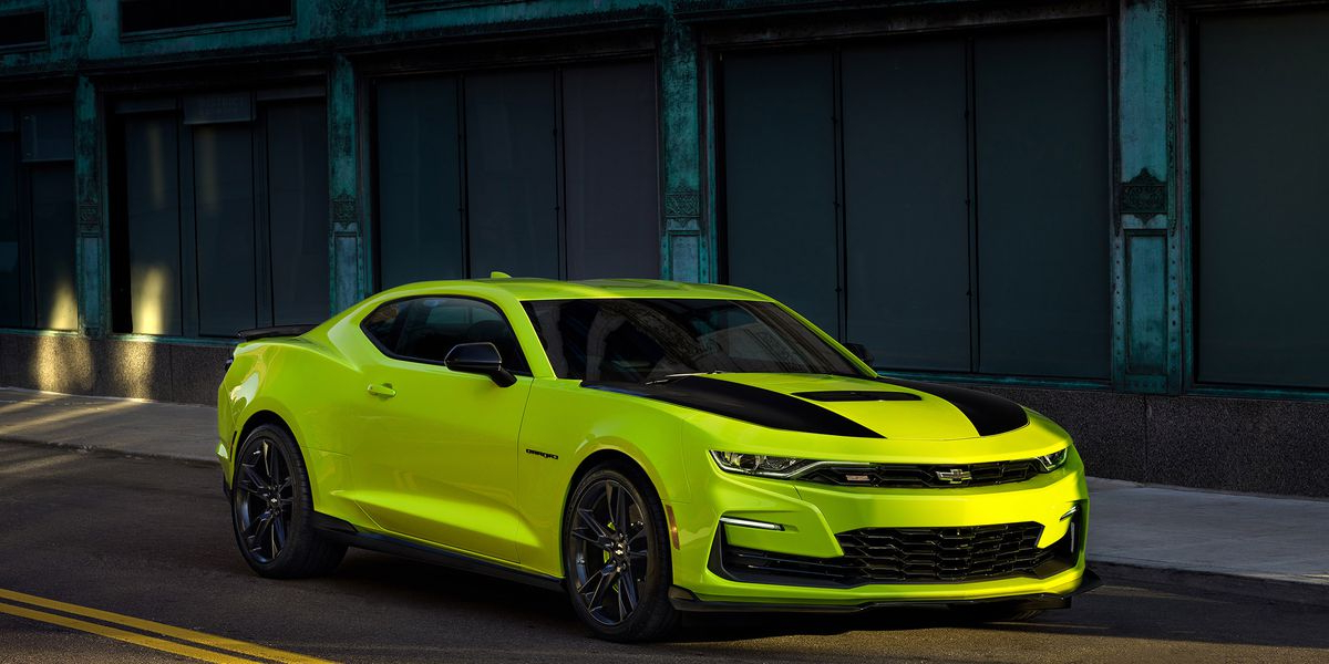 Enthusiasts: The 2019 Chevrolet Camaro Is Adding This ...