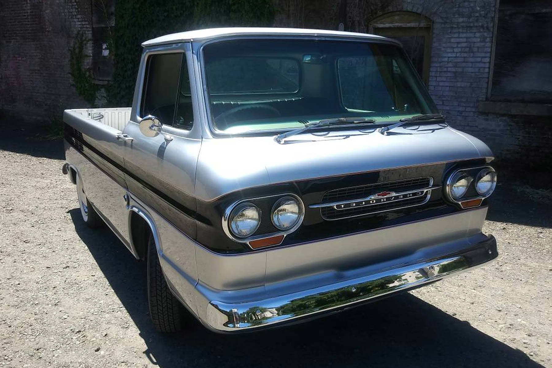 Enthusiasts Would You Buy This Chevrolet Corvair Rampside We Would