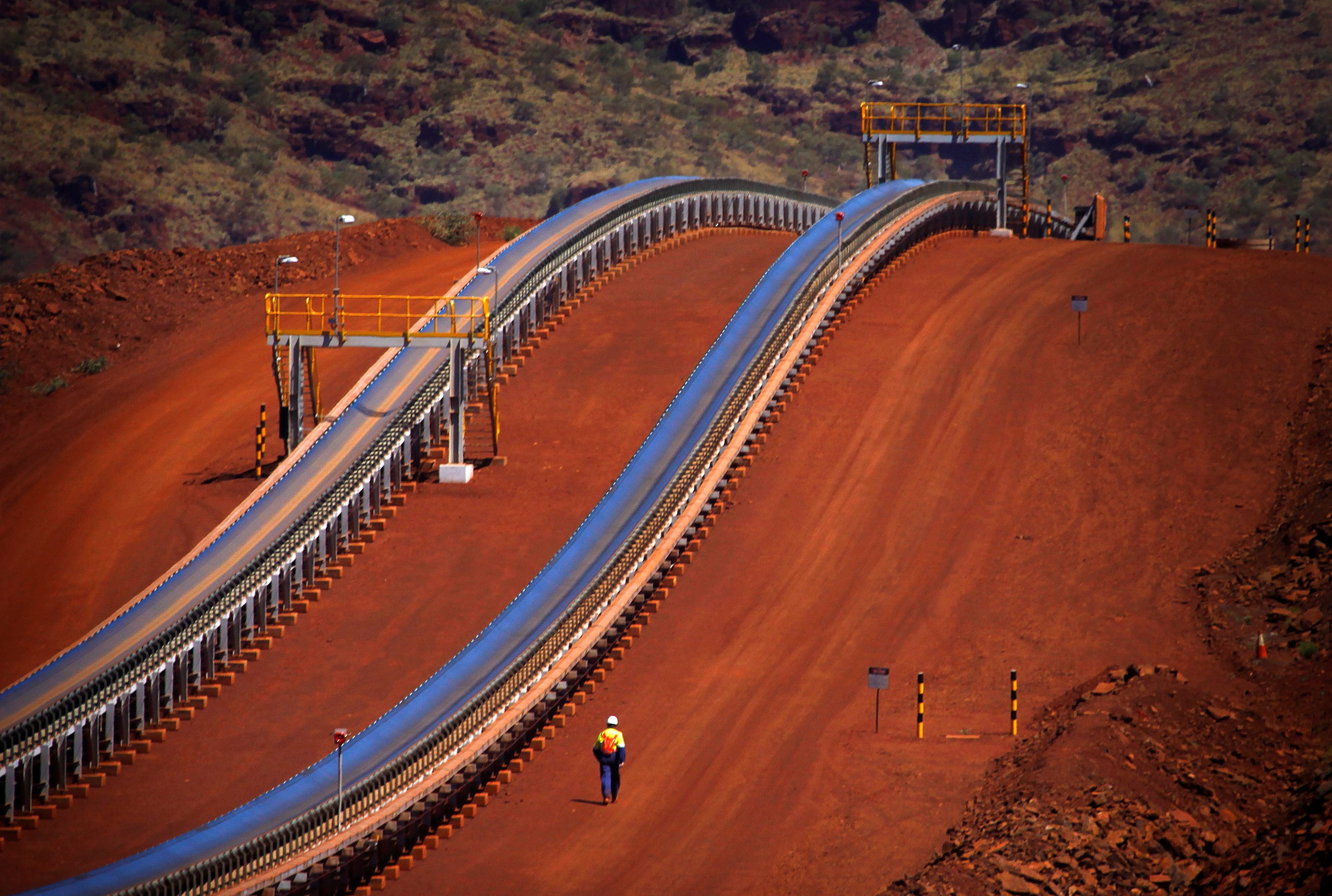 Money: Miner BHP expects one-week recovery after Australian train
