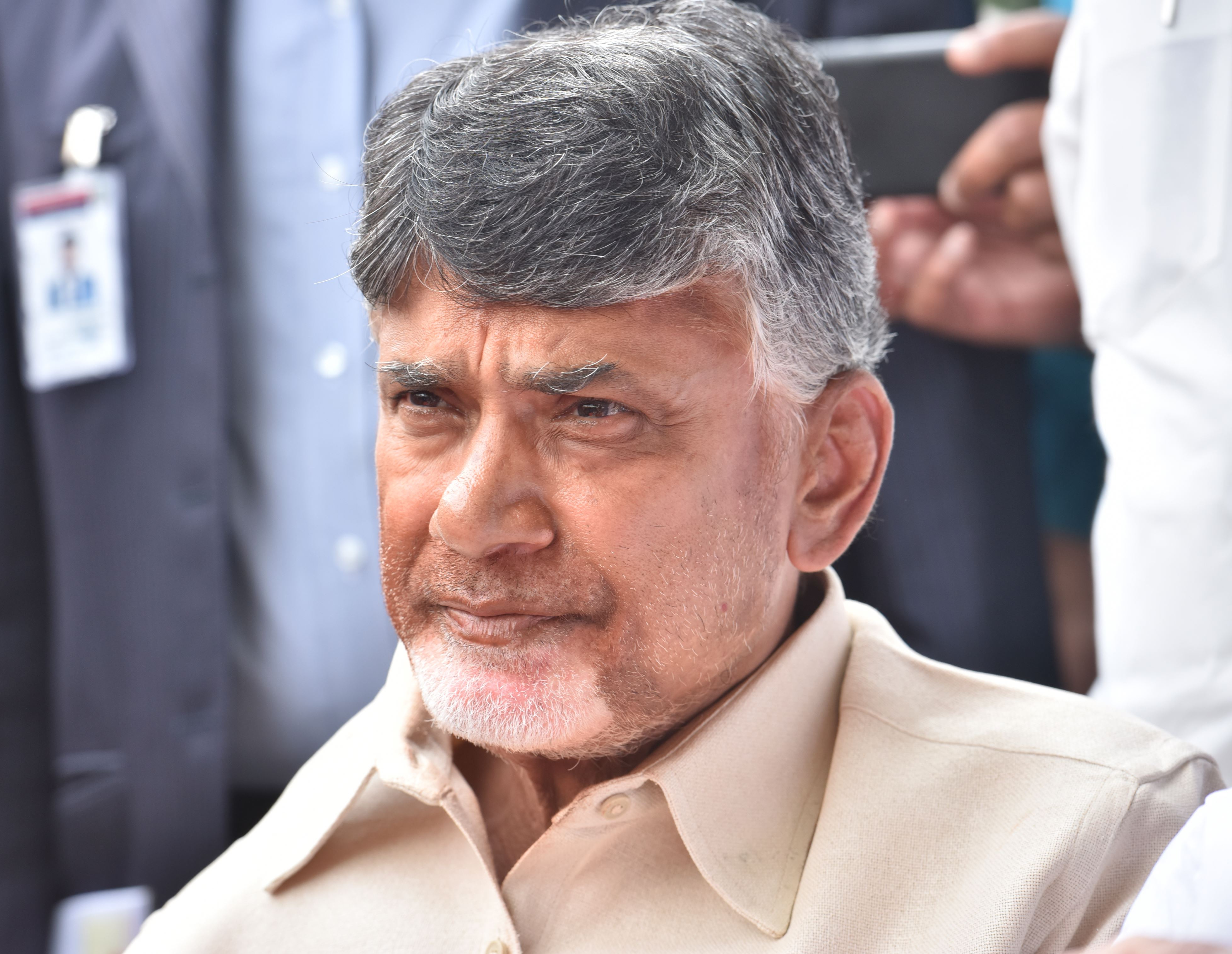 """Repeat Of 1996 In 2019"": HD Kumaraswamy After Meeting Chandrababu Naidu"