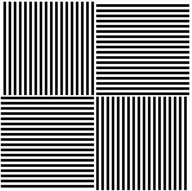 This optical illusion could affect your vision for over 3 months if you look at it for too long
