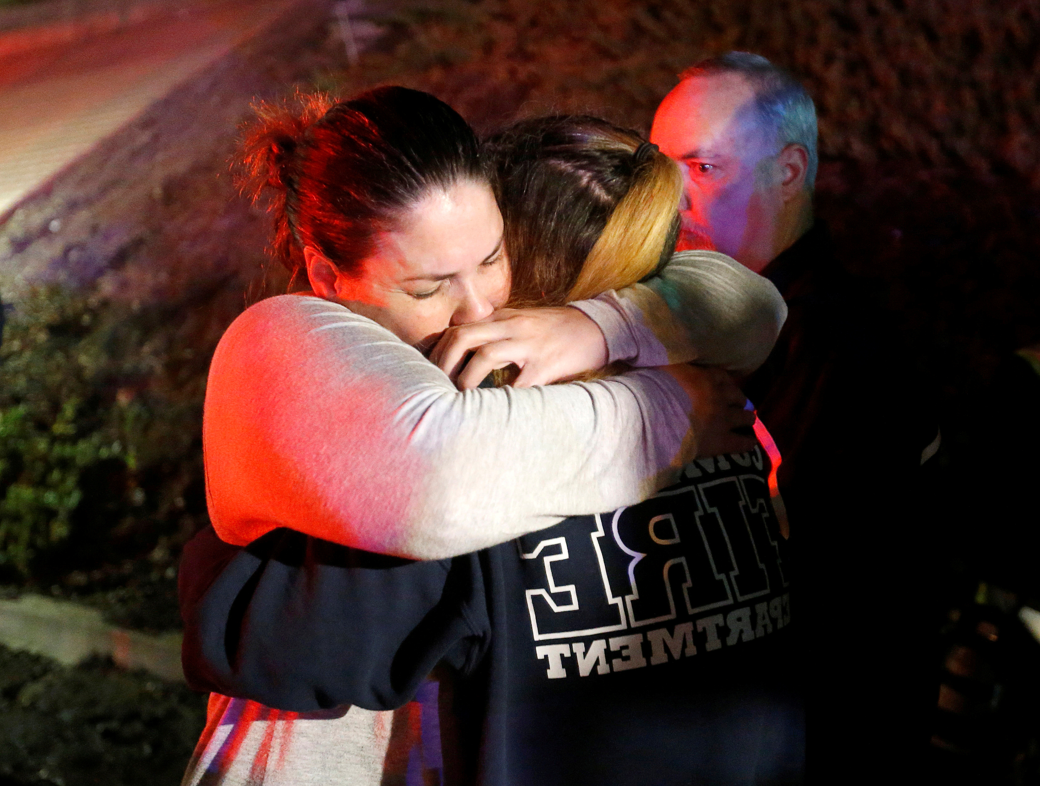 Thousand Oaks makes 307 mass shootings in 311 days