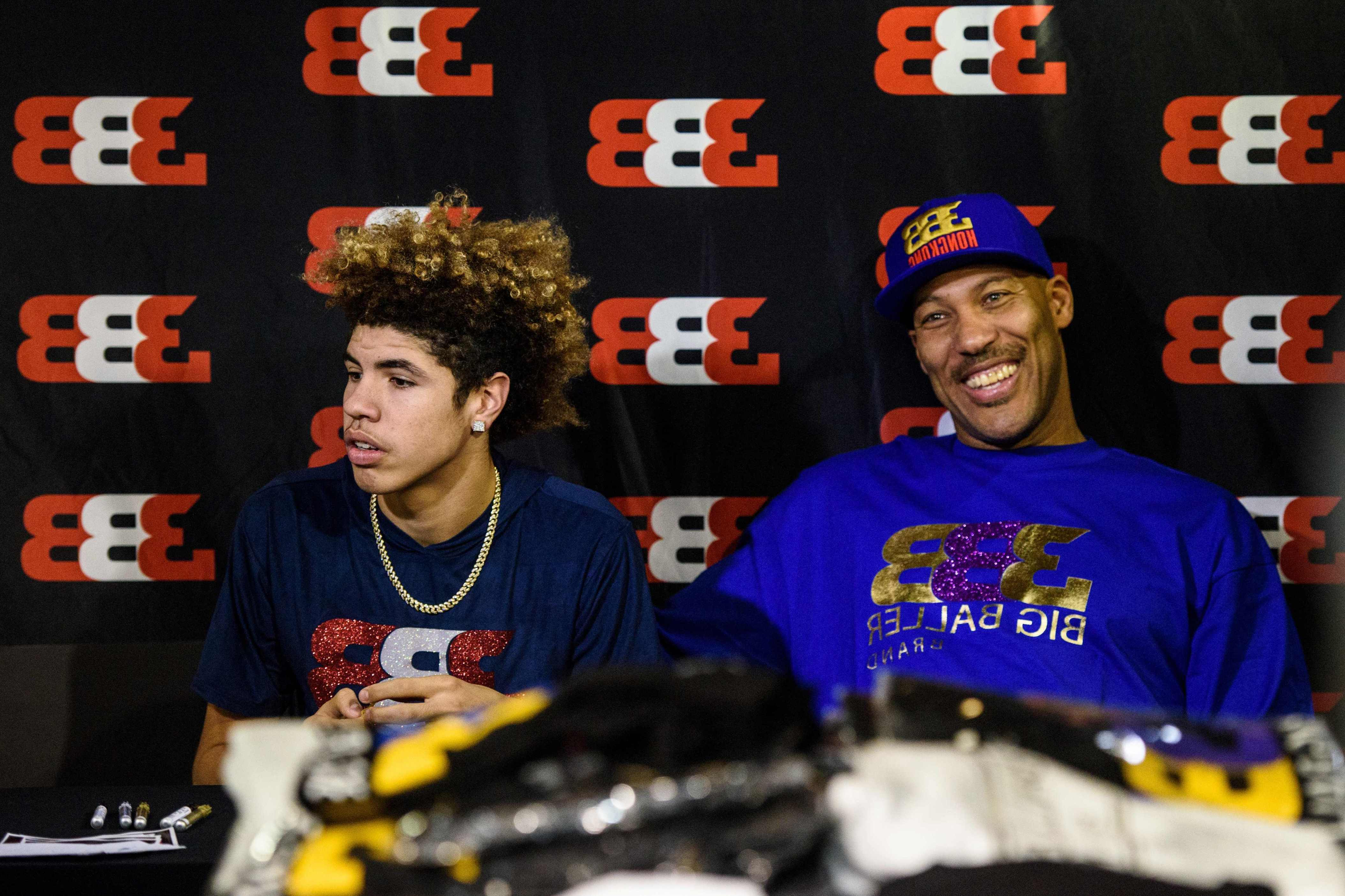 LaMelo Ball s high school coach explained why he s not worried about LaVar  Ball 0f50f4ec7
