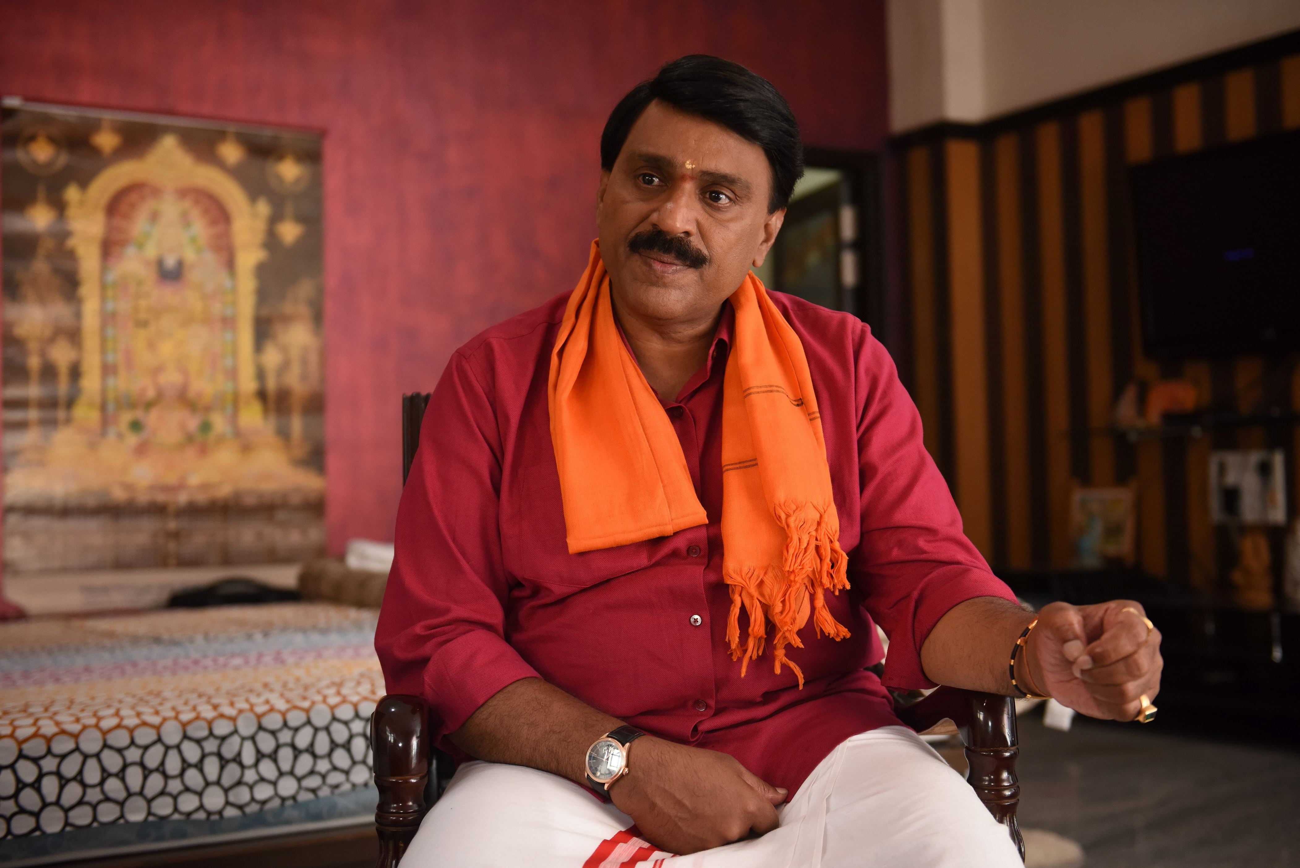 India: Janardhan Reddy, Missing For 3 Days, Appears For