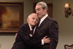 'SNL': Robert De Niro Returns As Mueller, Jeff Sessions Bids Emotional Goodbye To White House