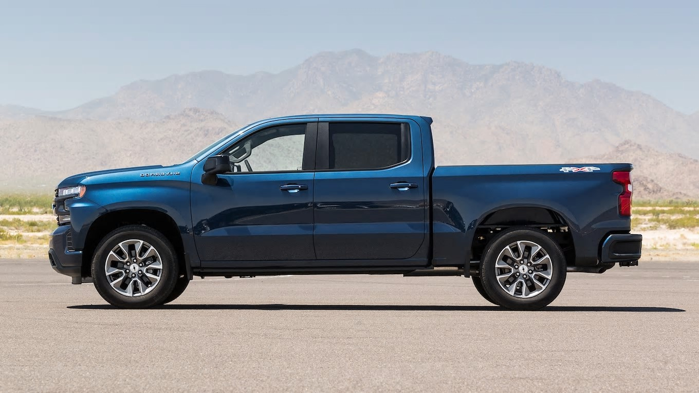 Reviews Chevrolet Silverado 2019 Motor Trend Truck Of The Year