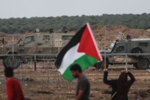 Israeli soldier killed in Gaza clash: army