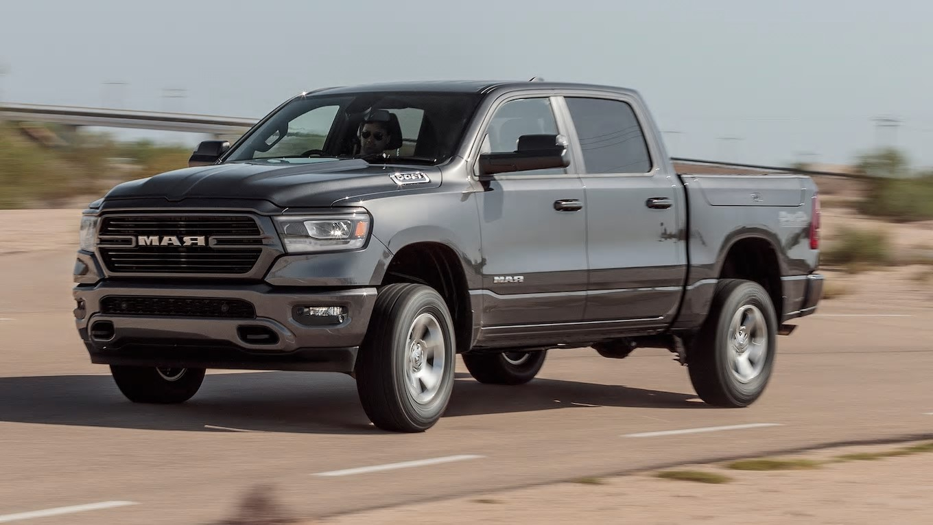Reviews Ram 1500 2019 Motor Trend Truck Of The Year Finalist