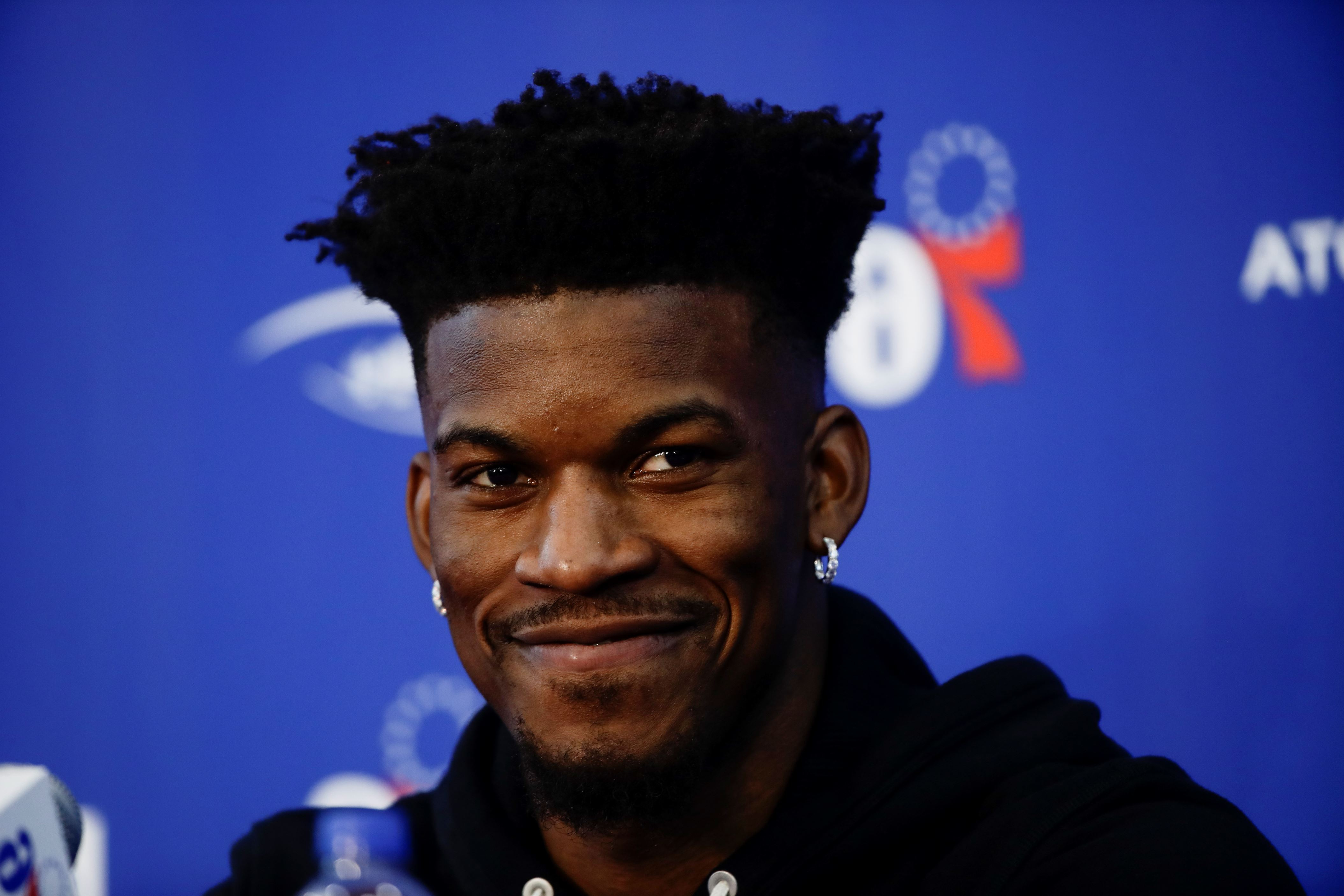 50f01c9c3cc Sport  Jimmy Butler doesn t think he was  that big of a problem  in ...