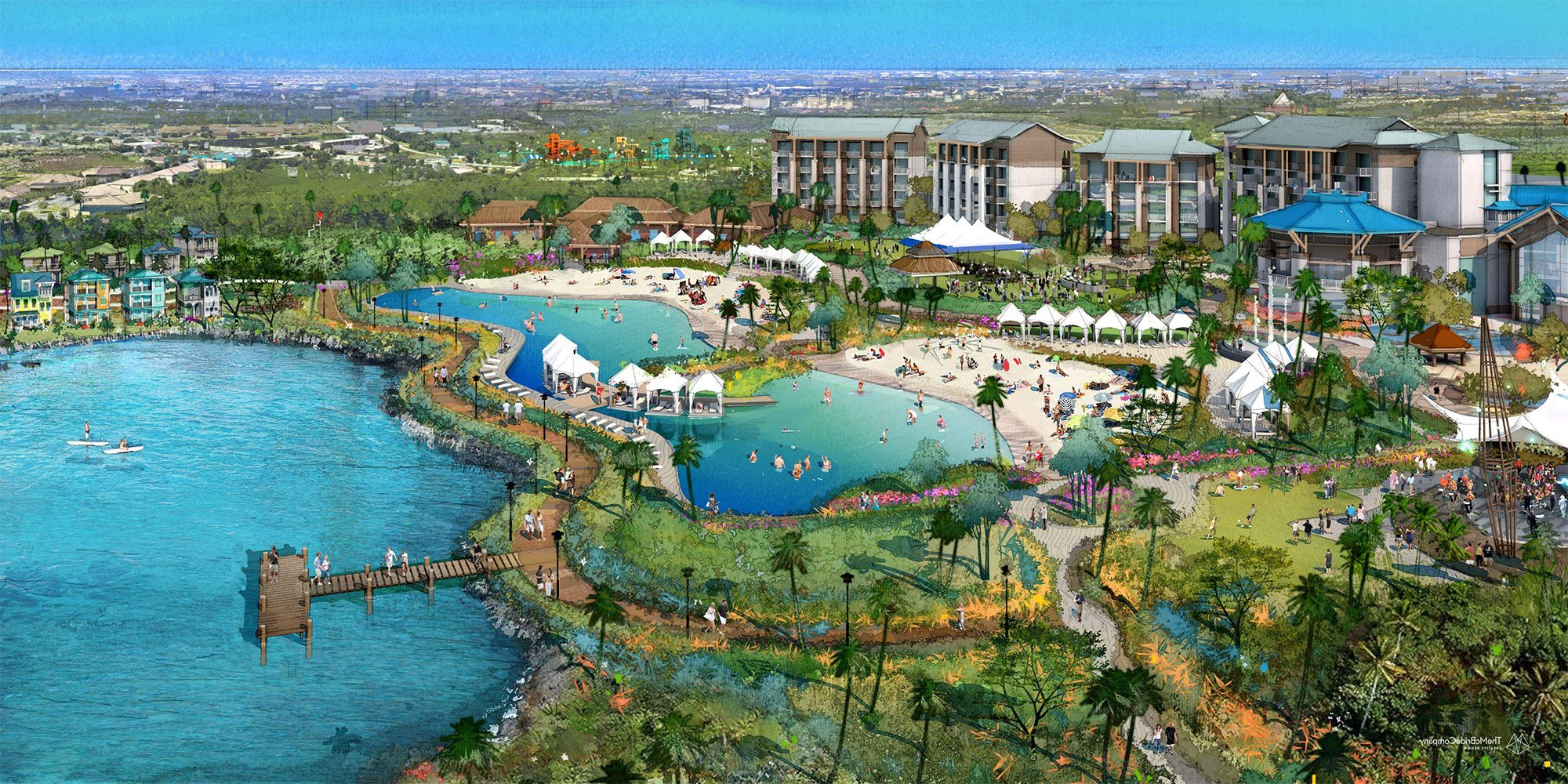 Travel: The New Margaritaville Resort Is Opening Orlando's