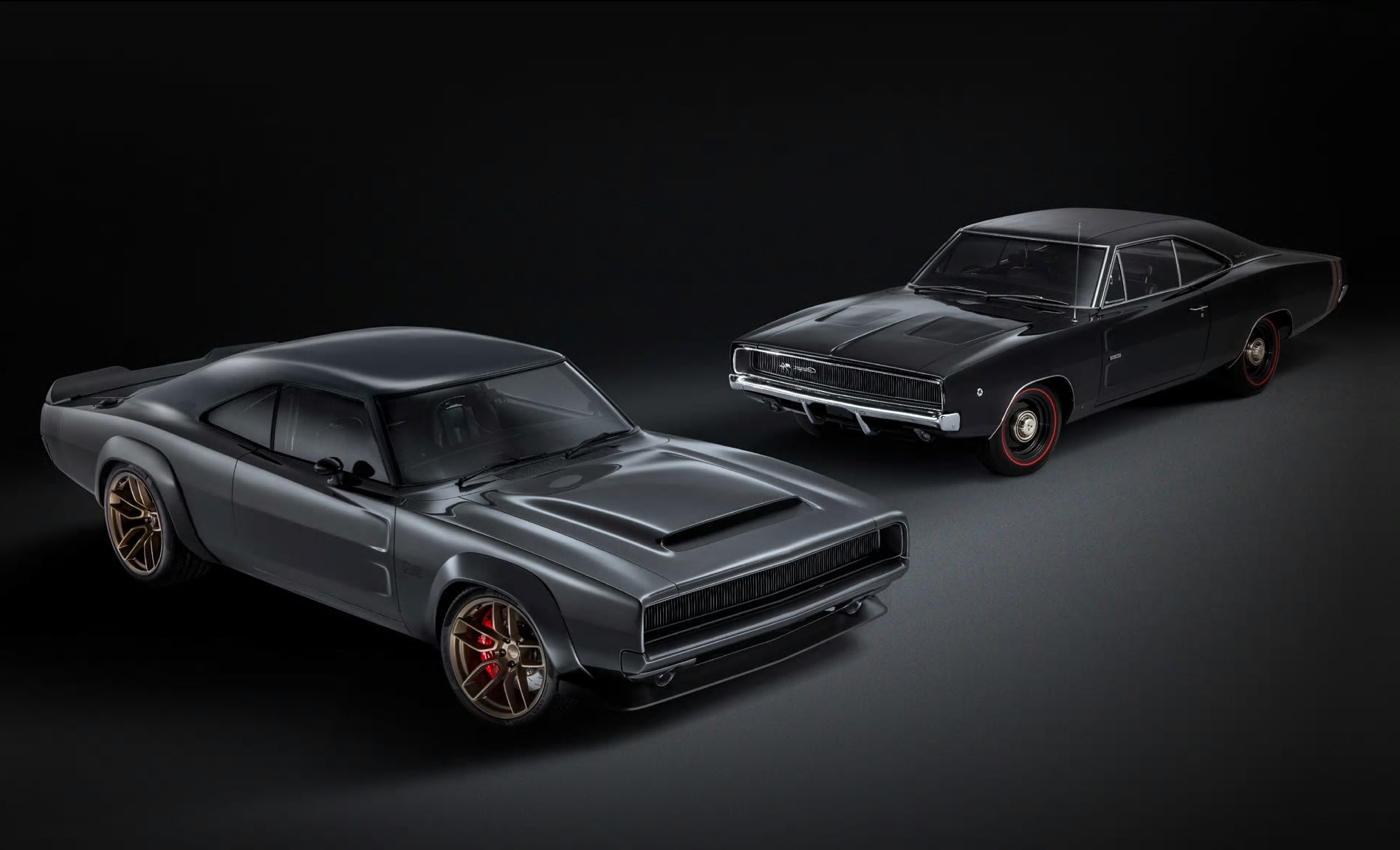 Classics This 1968 Dodge Supercharger Resto Mod Has A 1 000 Hp 426