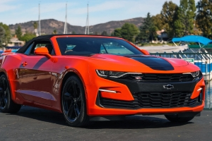 2019 Chevy Camaro SS 10-Speed First Drive Review | Shifting perceptions automatically