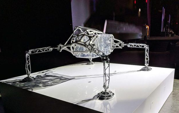 Insect-like lander could be the future of space exploration