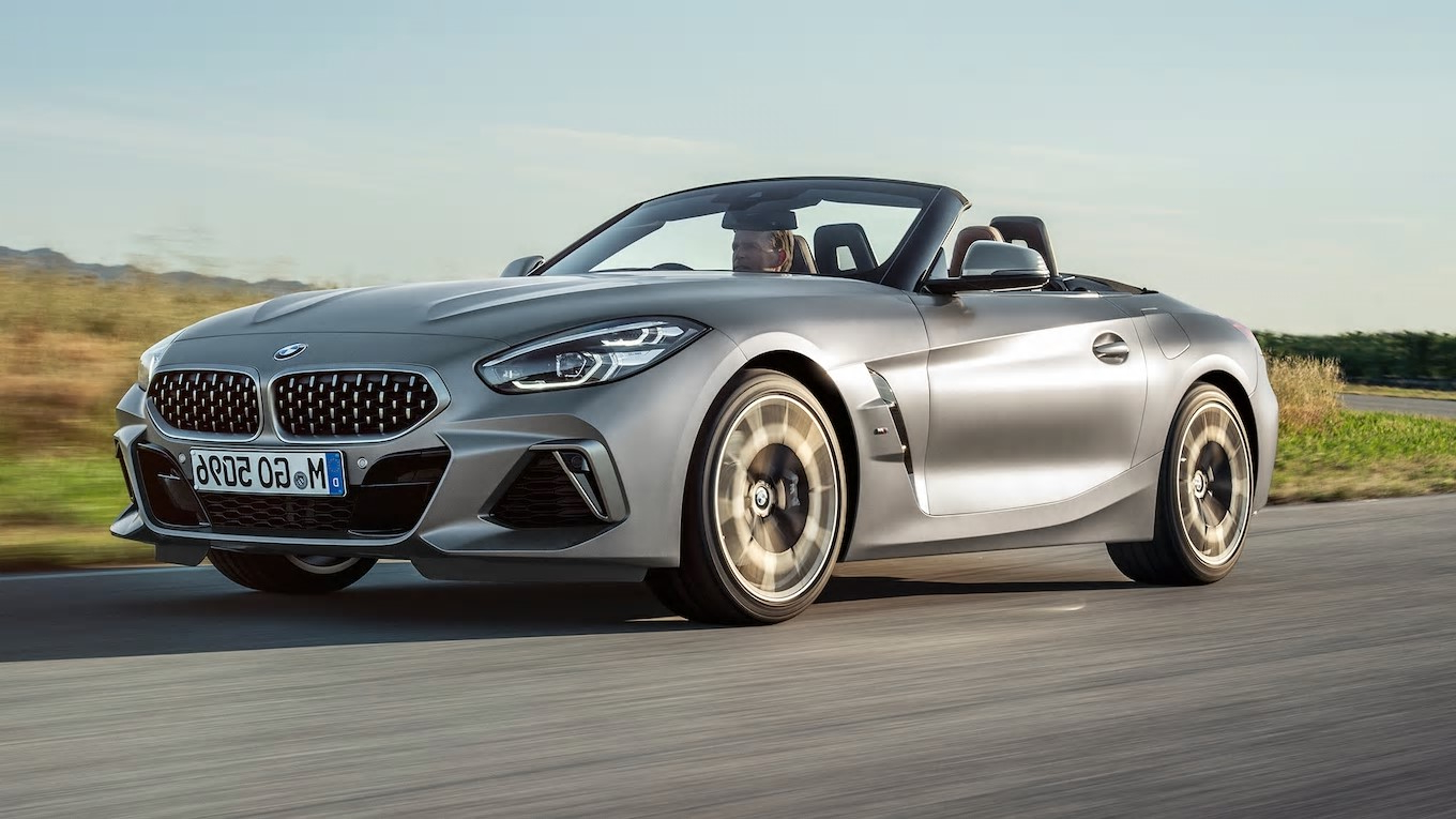 Bmw Z4 Coupe Review Top Gear Top Gear Reviews The Bmw Z4