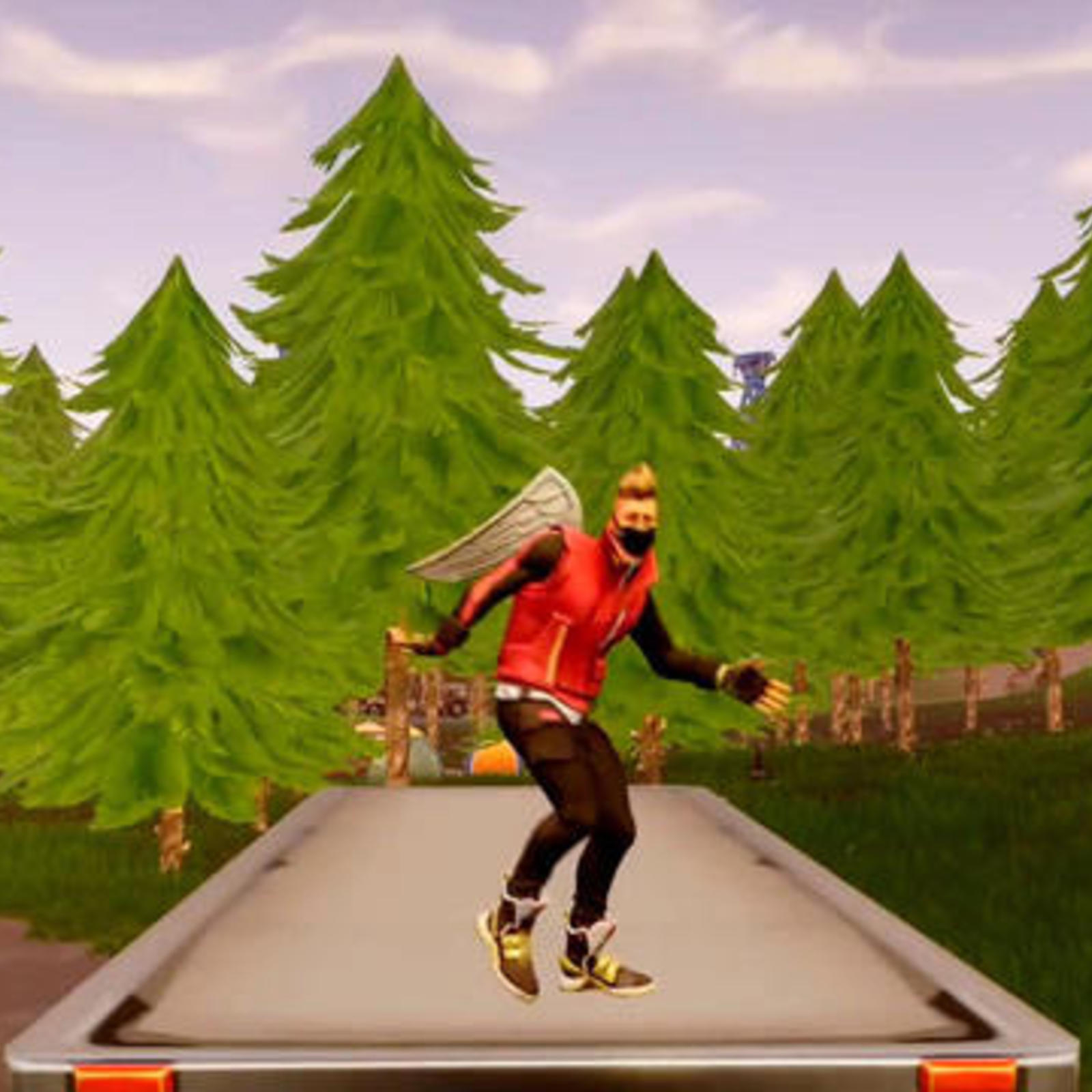 Rapper accuses Fortnite of stealing his dance moves