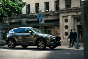 2019 Mazda CX-5 Confirmed with Turbo Engine, Signature Model