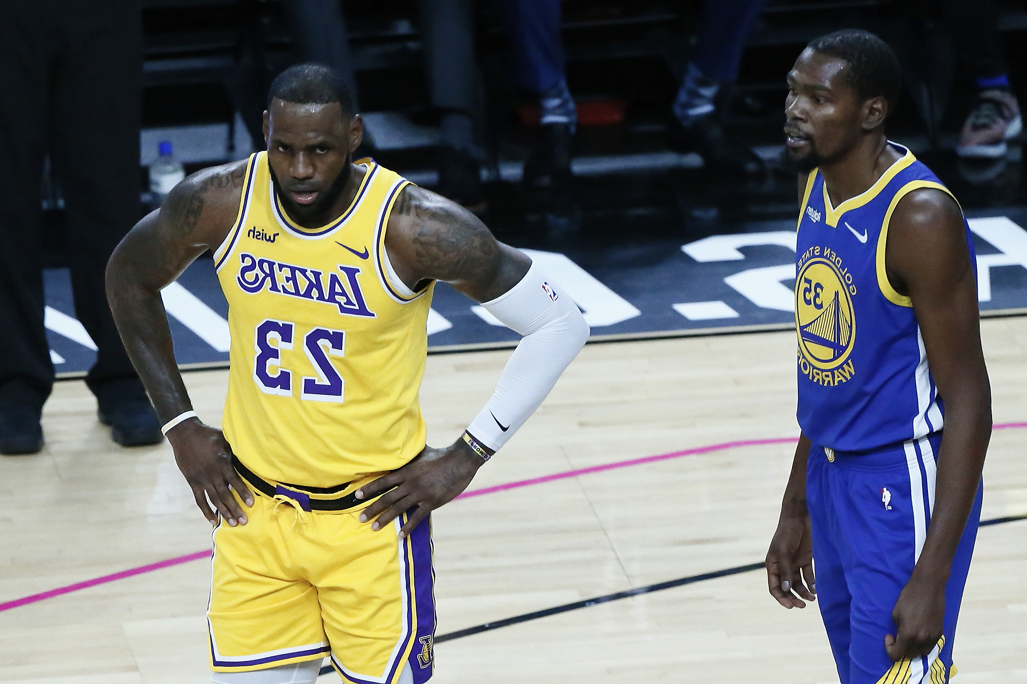 eb140501aa4bd Jarrett Jack Doubles Down on Rumors Kevin Durant and Anthony Davis Will  Join LeBron in LA