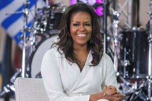 Michelle Obama Reveals Things She Could Not Say as First Lady: 'Clooney Is My Freebie'