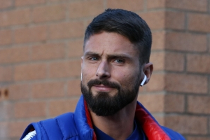 Olivier Giroud discusses