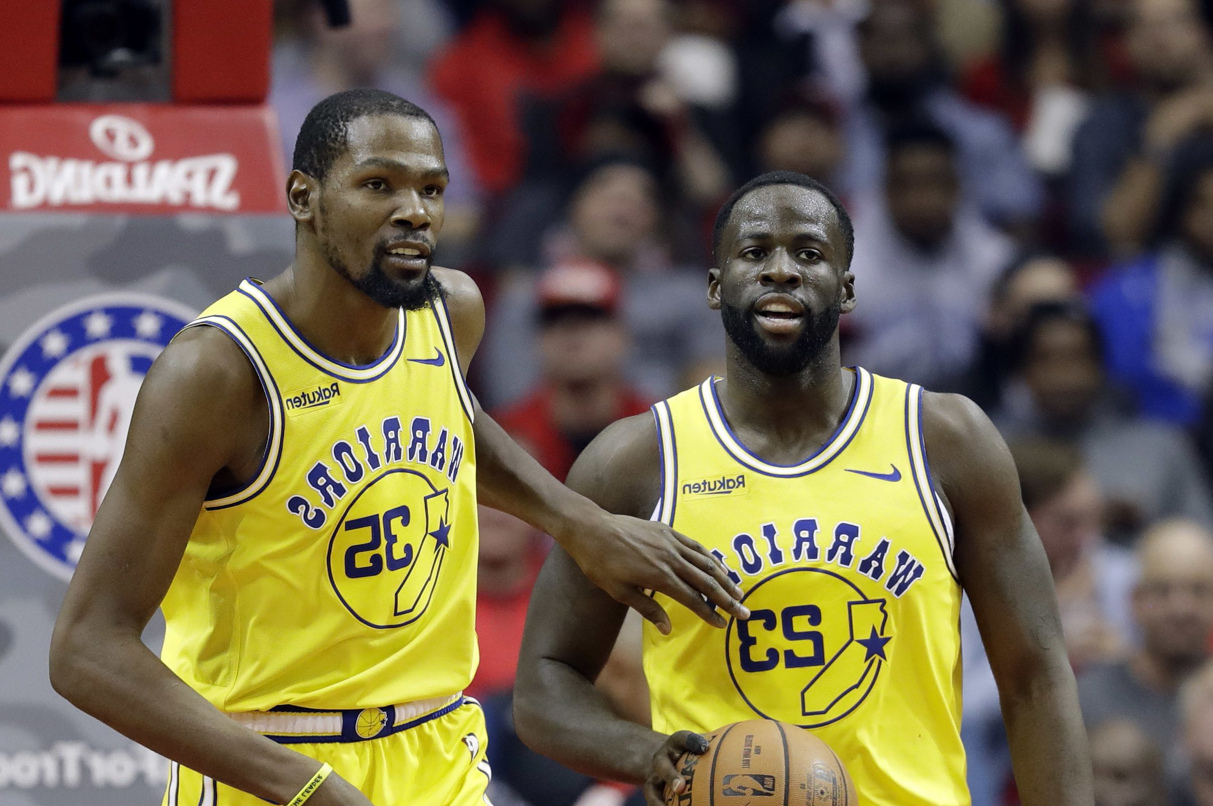 fcfd415d19f Report  Here s the Draymond Green insult of Kevin Durant that got him  suspended