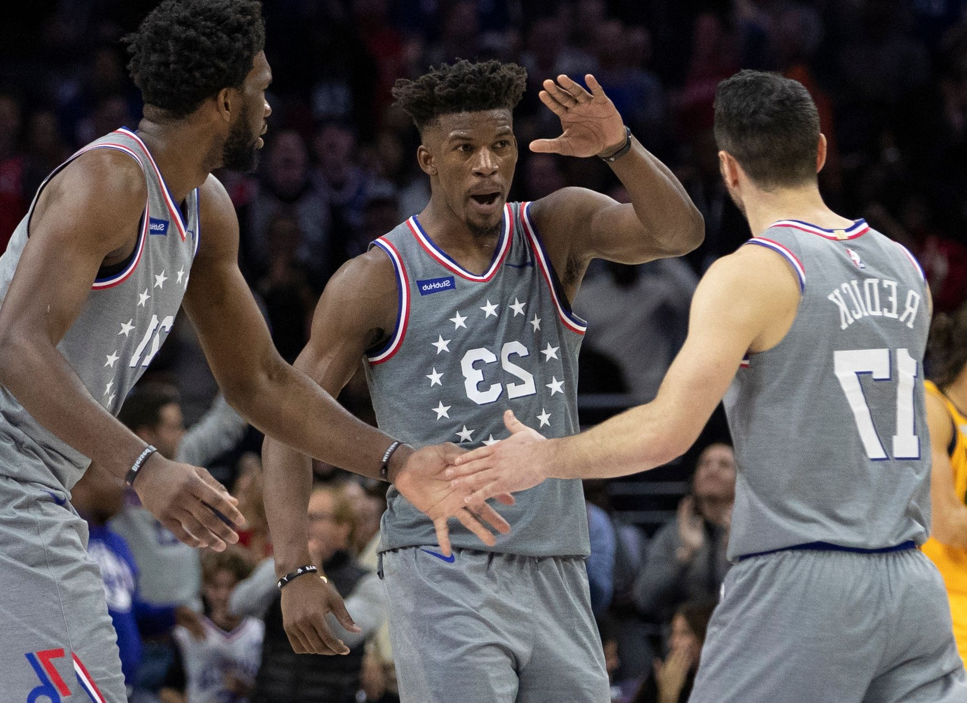Sport  Jimmy Butler wins 76ers home debut 311ba0261