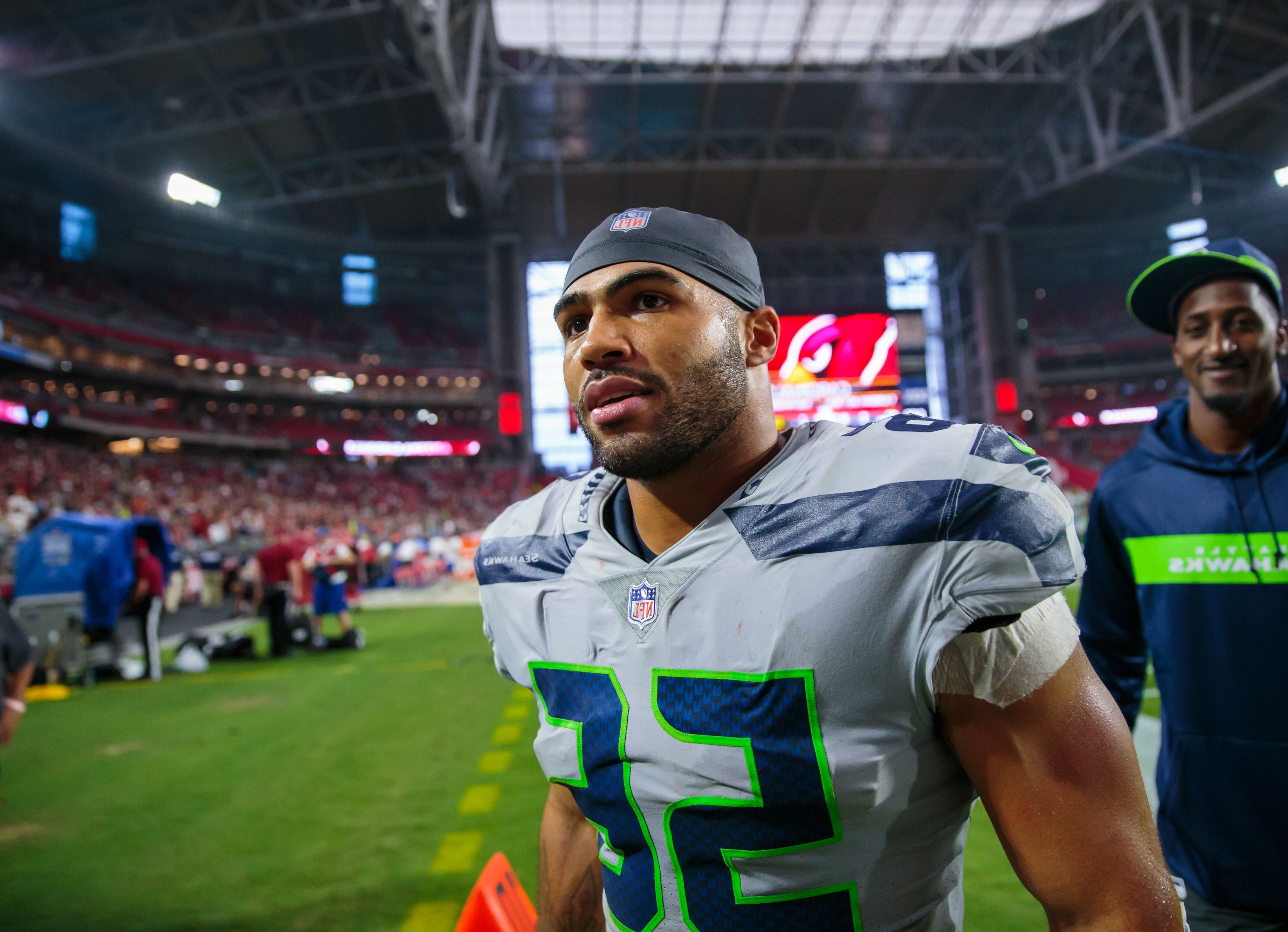 866e288c1 Report  Mychal Kendricks permitted to practice with Seahawks while suspended