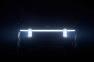 Rivian Teases Electric Pickup Ahead of L.A. Debut