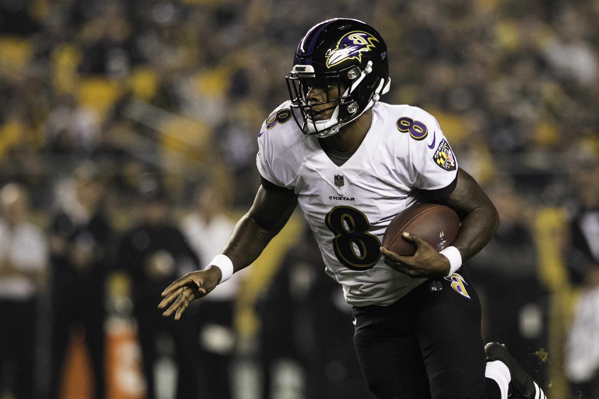Sport  How Lamar Jackson can be successful in his 1st career start ... f16874e06