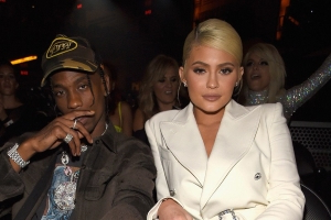 Kylie Jenner Shares Precious New Photos of Travis Scott and Baby Stormi Together