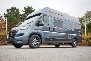 Camper Van XL, Cap Land & Co. - Dreamer Campingbusse 2019