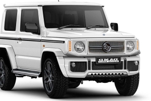 Japanese Tuner Offers Kit That Makes Suzuki Jimny Look Like Mercedes G-Wagen