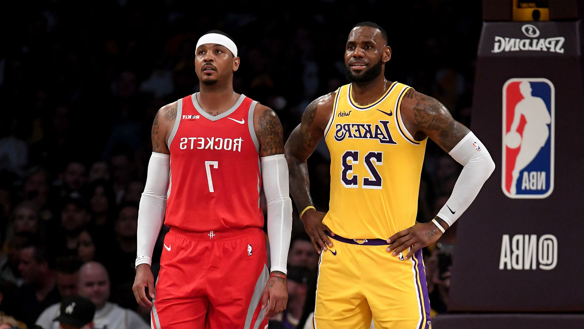 470fa17dcd4c2 Sport  LeBron  Carmelo to Lakers  not a question for myself ...