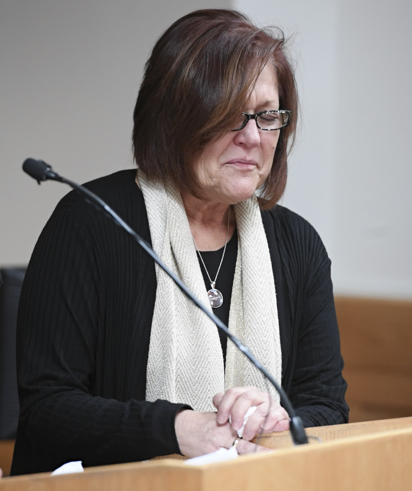 Offbeat: Convicted murderer quiet on why he killed wife