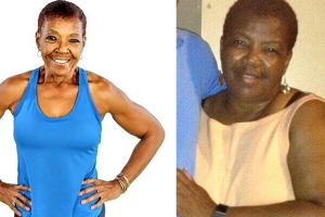 How this 61-year-old woman lost 117 pounds in 16 months