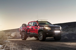 Turn Your Chevrolet Colorado ZR2 into a Desert Racer With These Factory Parts