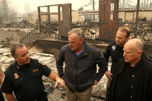 Zinke blames 'environmental radicals' for deadly California fires