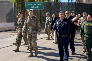 EXCLUSIVE-Trump weighs authorizing U.S. troops to medically screen migrants