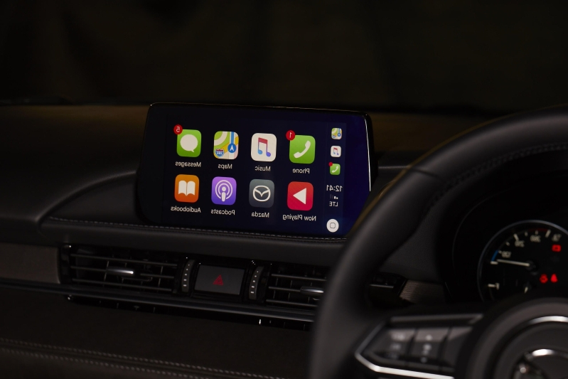 Reviews Mazda Offers 199 Apple Carplay Android Auto For 2014 And