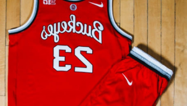 official photos 2568a 404b5 Sport: New Throwback Ohio State Hoops Jerseys Are Amazing ...
