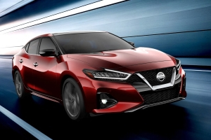 Refreshed 2019 Nissan Maxima Headed to L.A. Auto Show