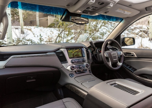 Auto Shows: 2019 GMC Yukon Denali review: Steady as she goes