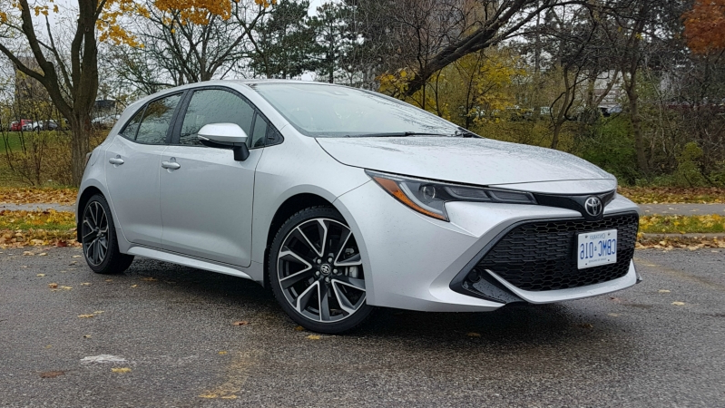 Auto Shows: Review: 2019 Toyota Corolla Hatchback