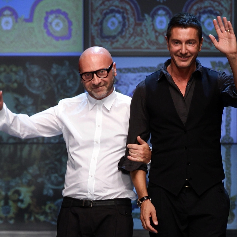 Offbeat  Dolce   Gabbana founders issue video apology to China ... b9da3db779a
