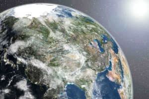 Sun-dimming aerosols could curb global warming